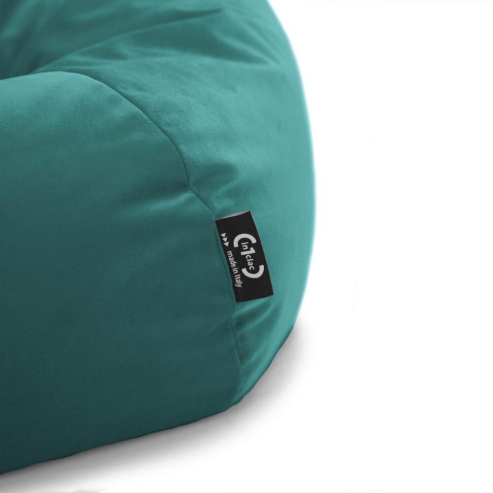 cuccia-ely-verde-ottanio-dettaglio-etichetta